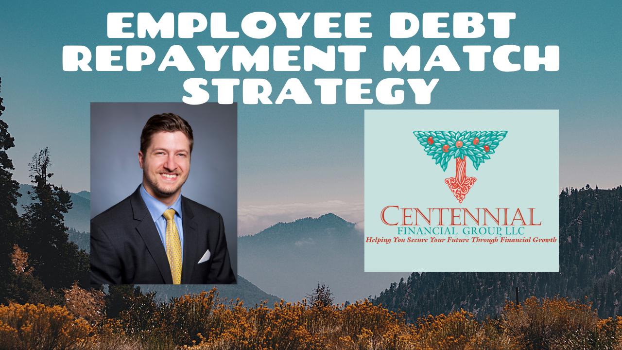 Employee debt repayment match strategy PSA Thumbnail