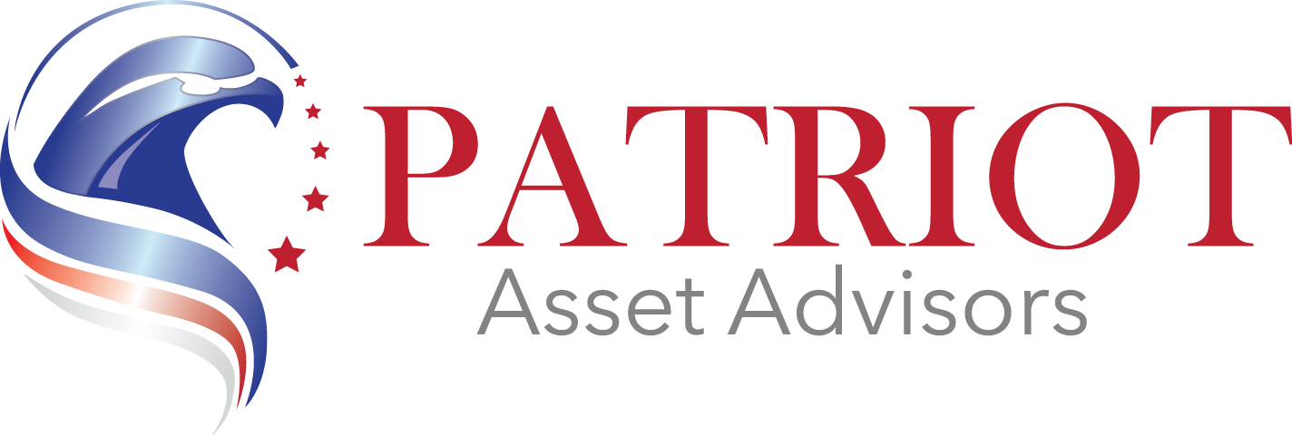 Logo for Patriot Asset Advisors - Certified Financial Planners in Licking County