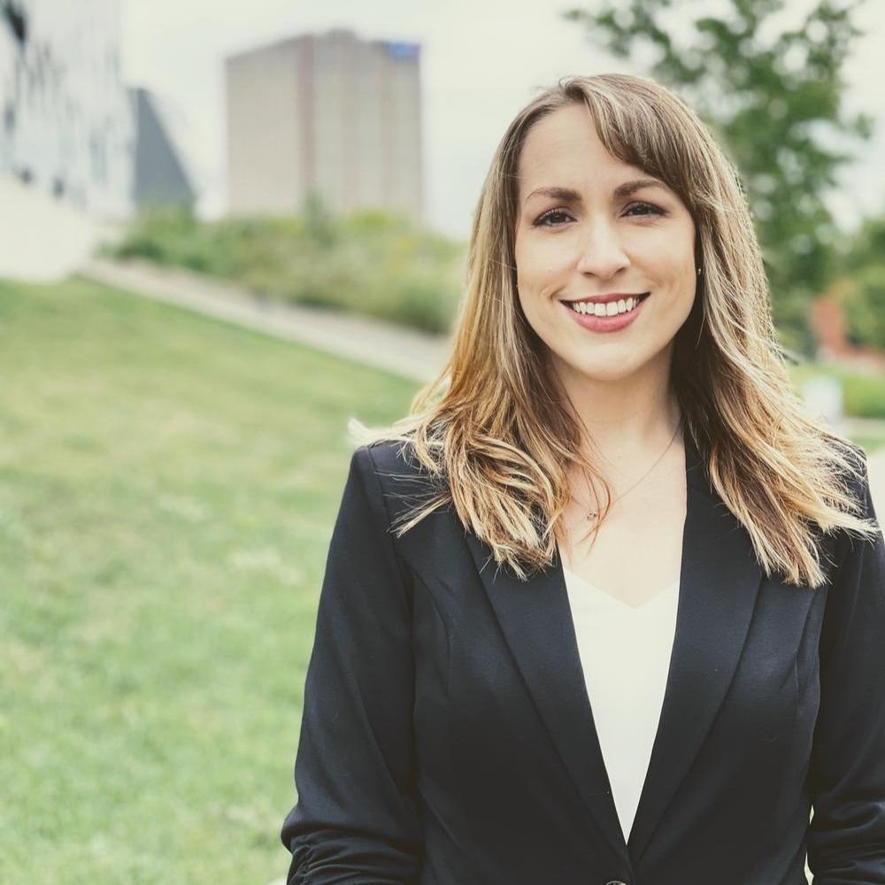 Sarah Lifford, B.A.  Photo