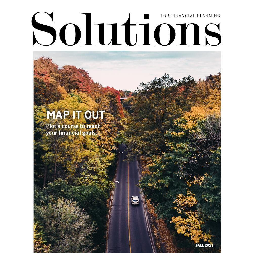 Latest issue of Solutions Magazine  Thumbnail