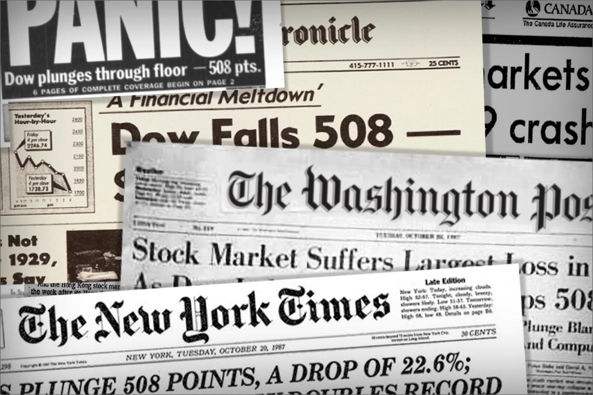 What to Do When the Stock Market Crashes? Thumbnail