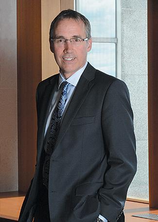 John A. Scott, CPA, CA, CIM, CFA Photo