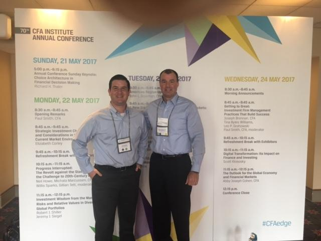 Baron Financial Group Attends CFA Institute Conference Thumbnail