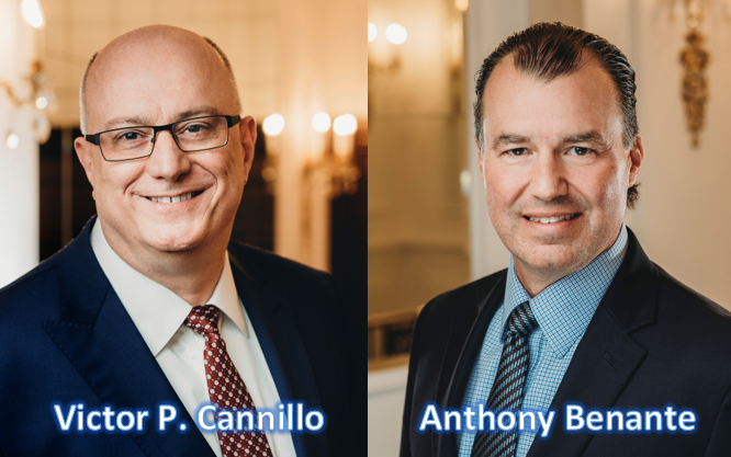 "Baron Financial Group Principals recognized as ""Five Star Wealth Managers"" for 2019 Thumbnail"