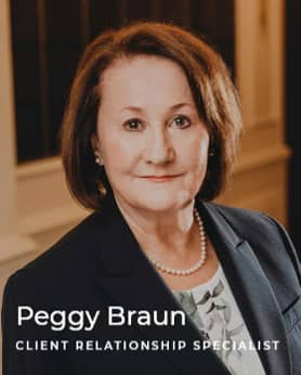 Peggy Braun - Client relationship specialist