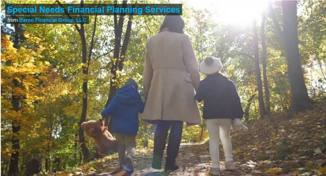 Financial Planning for Families with Special Needs Thumbnail
