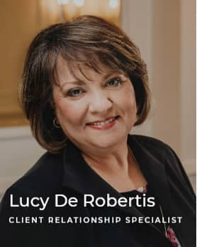 Lucy De Robertis - Client relationship specialist