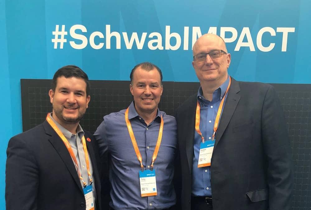 Baron Financial Group Attends 2018 Washington D.C. Schwab Impact Educational Conference Thumbnail