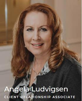 Angela Ludvigsen - Client relationship associate