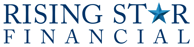 Logo for RISING STAR FINANCIAL
