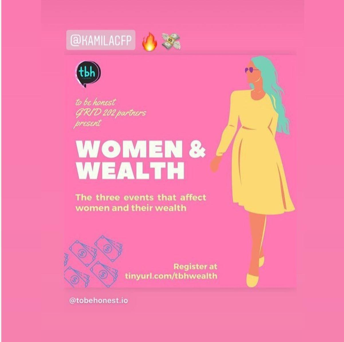 To Be Honest : Women and Wealth Thumbnail