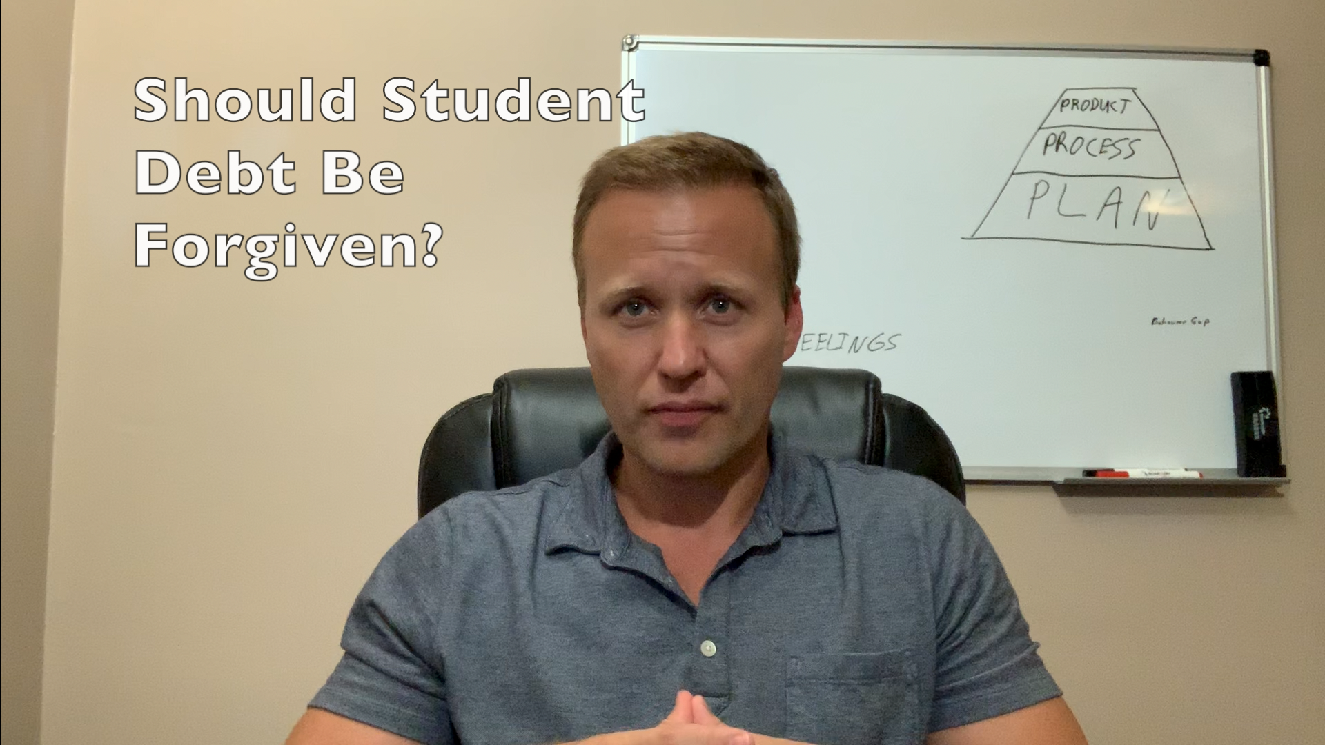 Student Debt: Should It Be Forgiven? Thumbnail