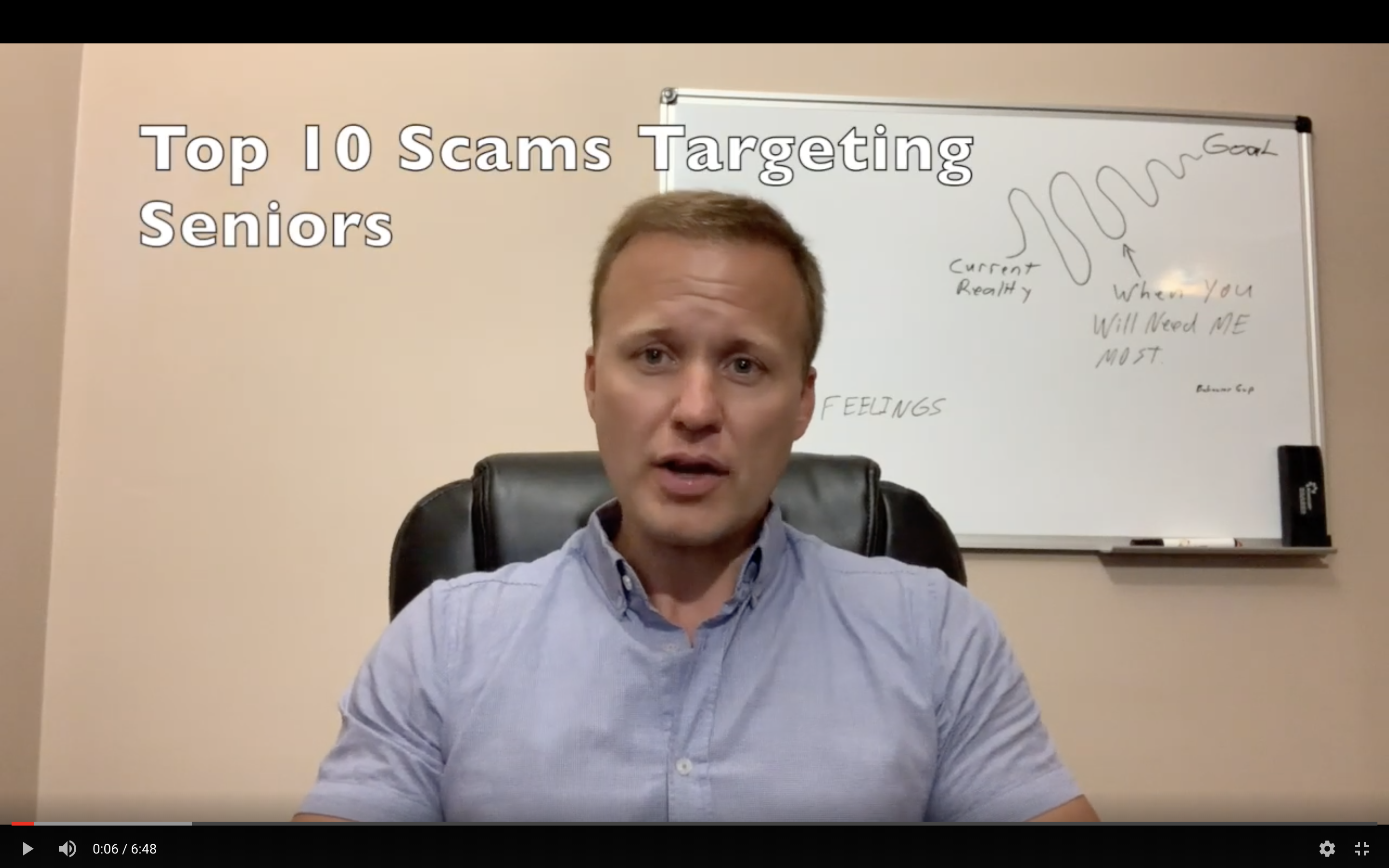 Top 10 Scams Targeting Seniors Thumbnail