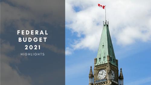 Federal Budget 2021 Thumbnail