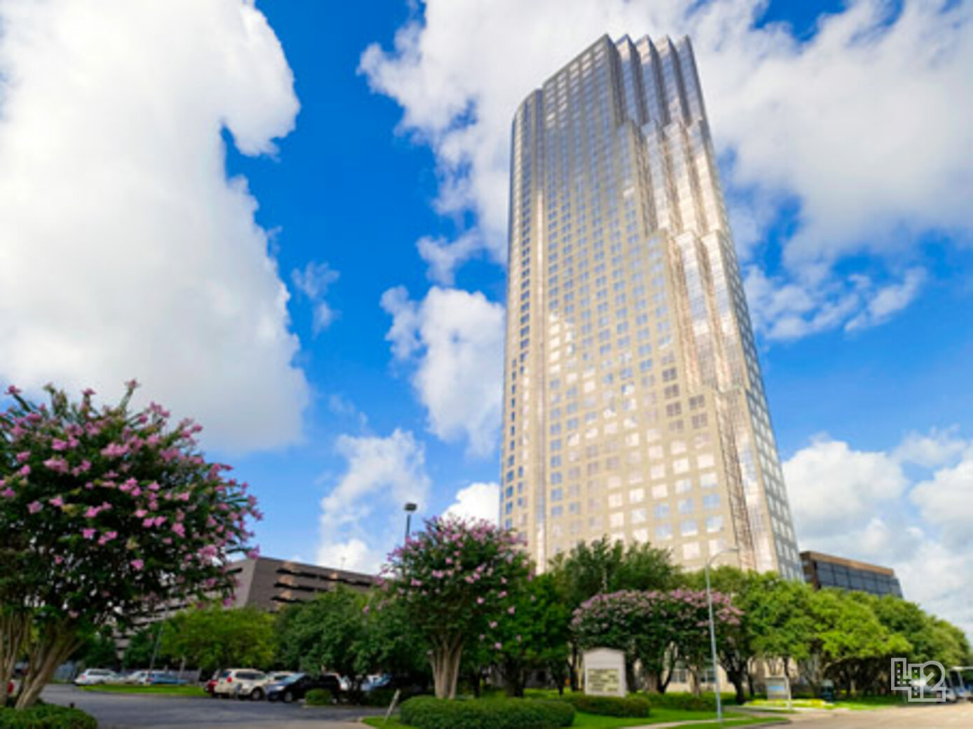 Picture of office building for Porter Investments, a quantitative money manager in Houston.