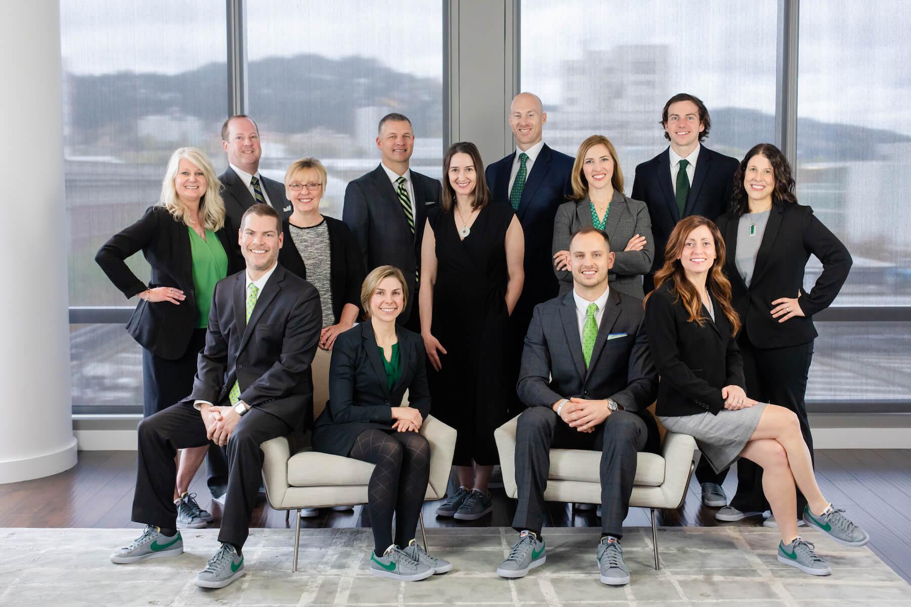 JGP Wealth Management Team Photo