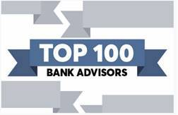 Dustin Padgett, President of Big Sioux Wealth Management, is a nationally recognized as the top 100 bank advisors.