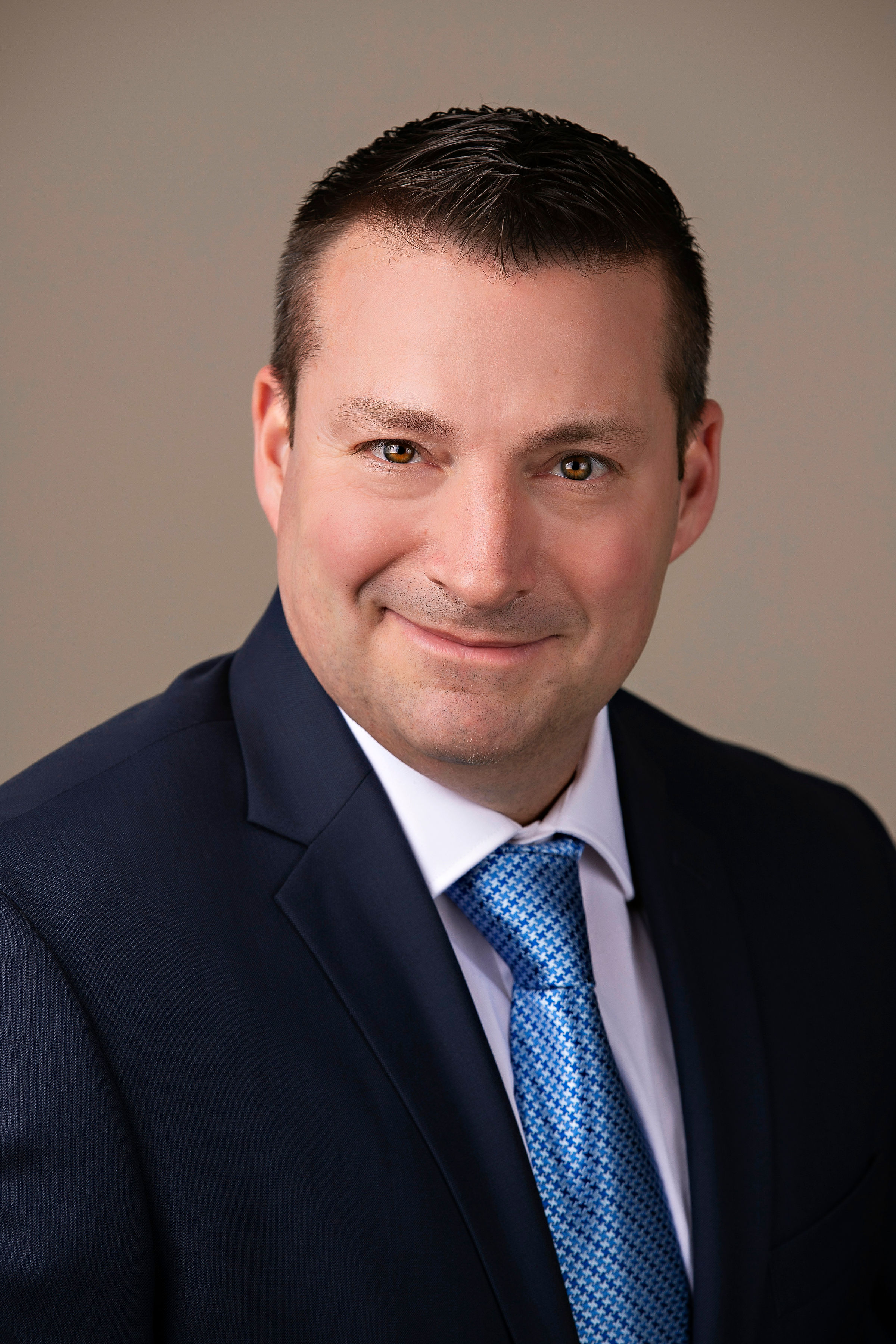 Dustin Padgett, financial advisor and wealth manager.
