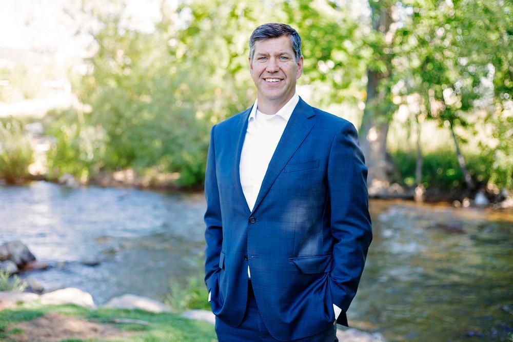 Tron D. Welch, CFP®, MBA, AIF® Photo