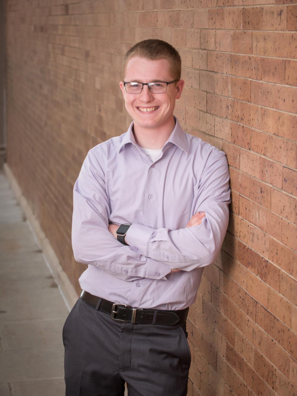 Marcus Taylor, MBA Photo