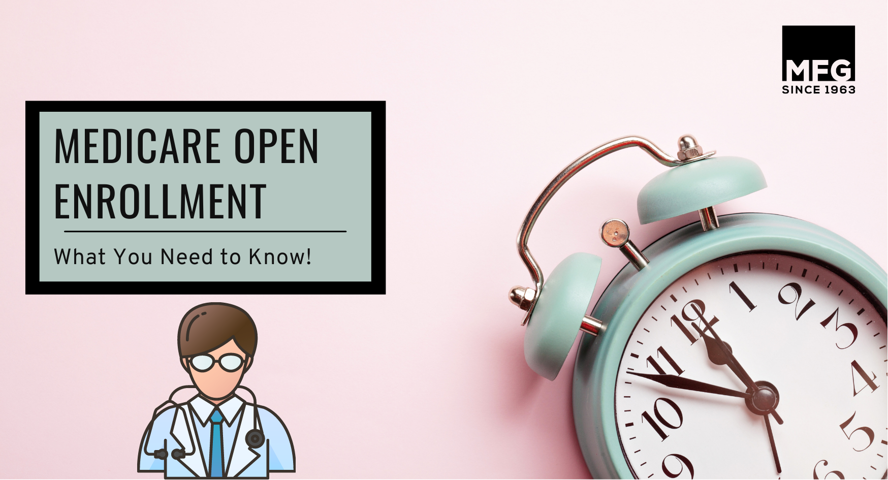 Medicare Open Enrollment Begins October 15th. What Does that Mean for Me? Thumbnail