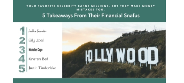 Your Favorite Celebrity Earns Millions, But They Make Money Mistakes Too. 5 Takeaways From Their Financial Mess Thumbnail