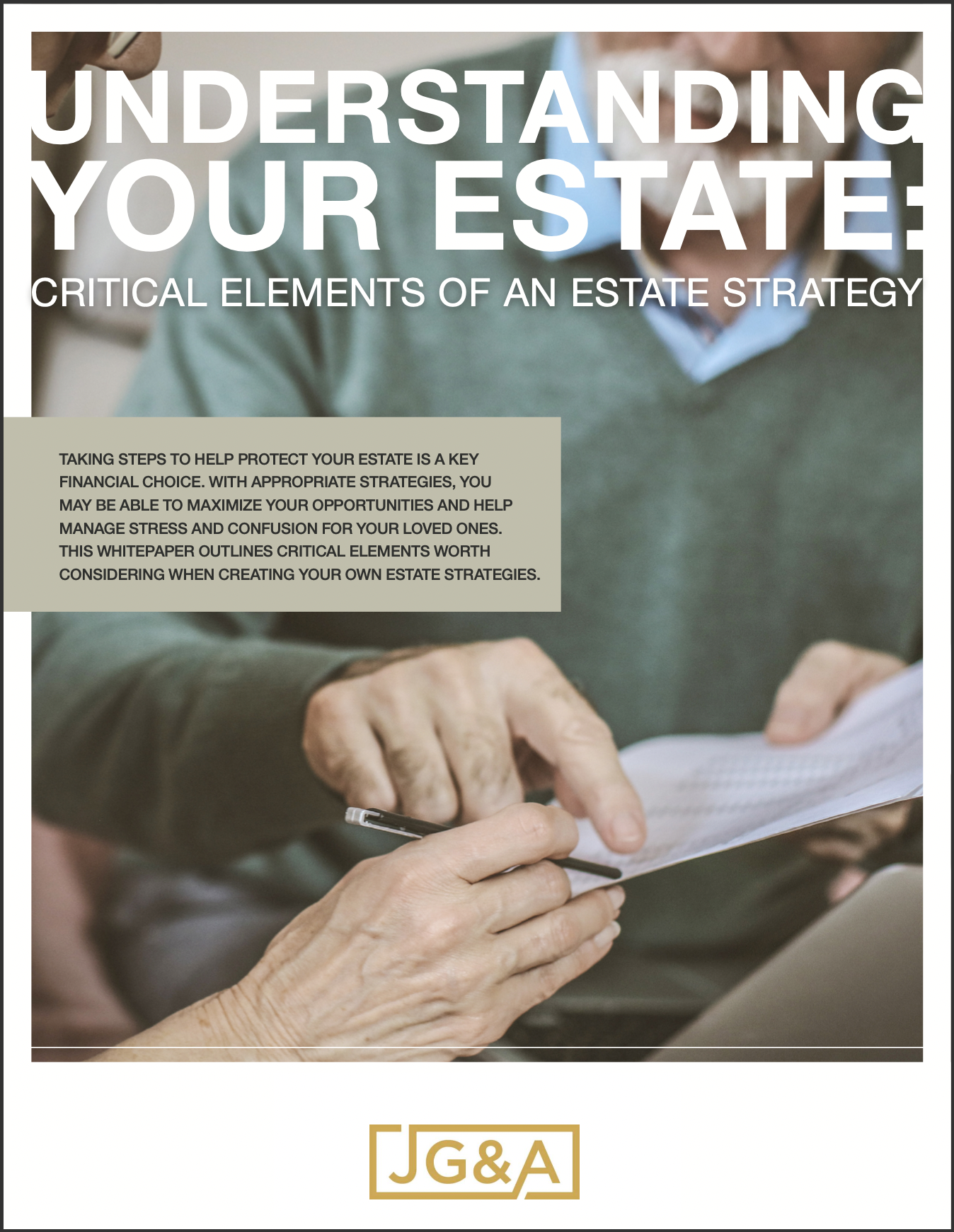 Understanding Your Estate: Critical Elements of an Estate Strategy Thumbnail