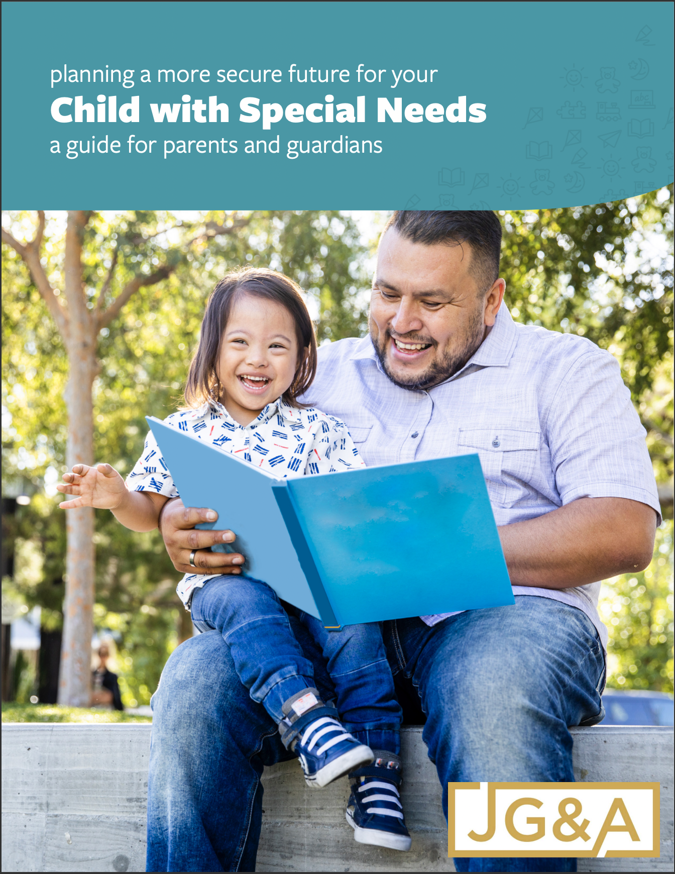 Planning a more secure future for your child with special needs Thumbnail