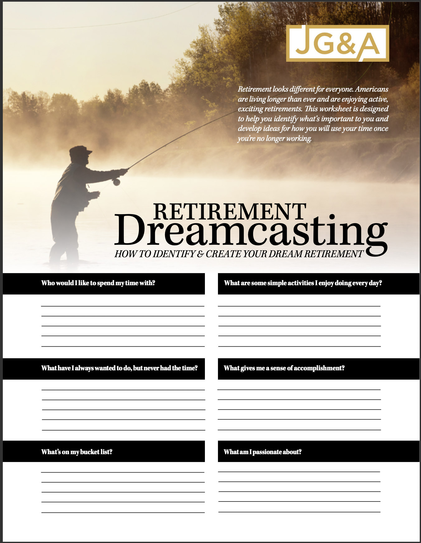 Retirement Dreamcasting: How to Identify & Create Your Dream Retirement Thumbnail