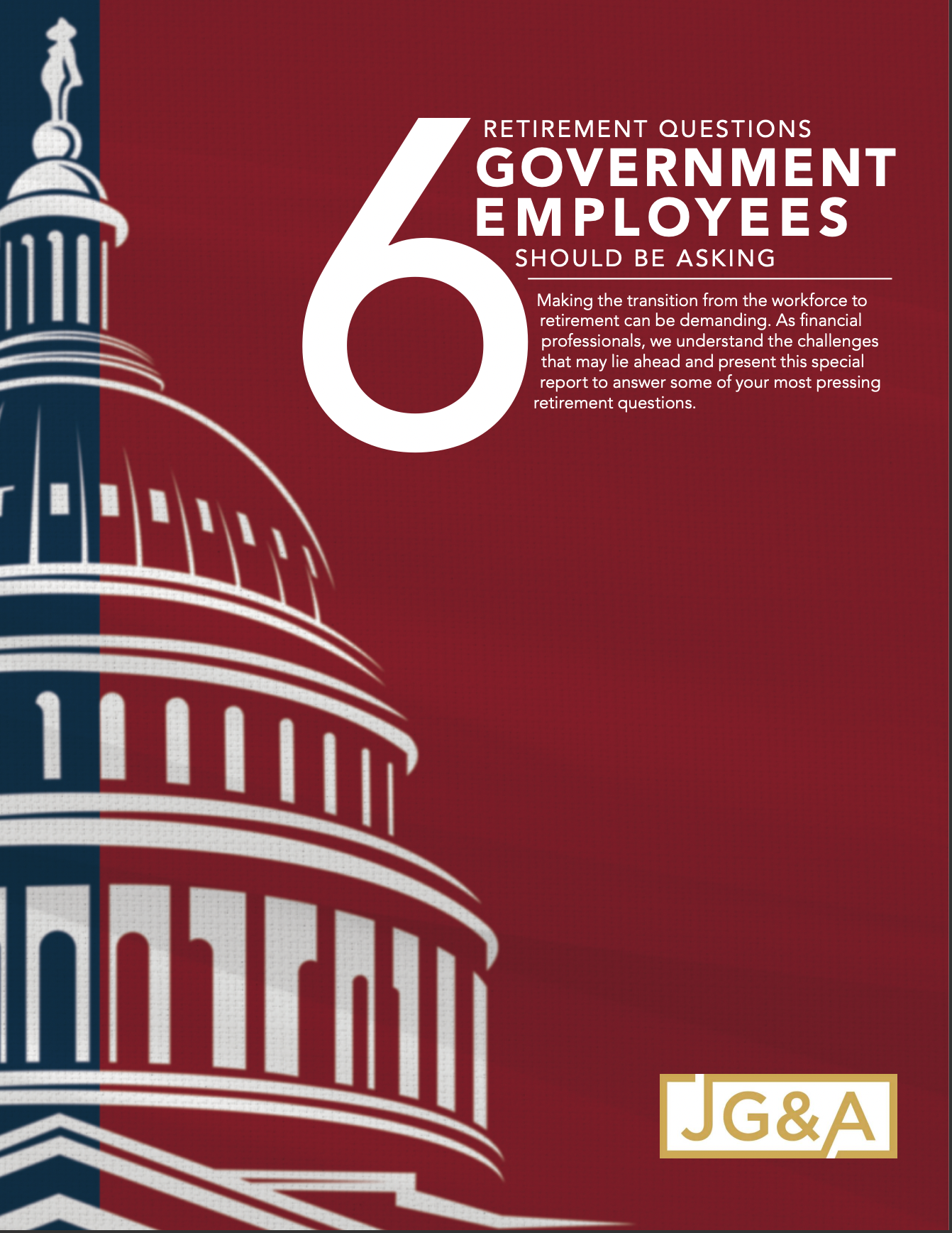 6 Retirement Questions Government Employees Should Be Asking Thumbnail