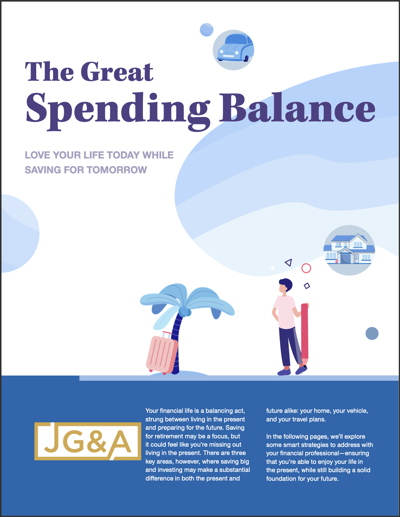 The Great Spending Balance: Love Your Life Today While Saving for Tomorrow Thumbnail