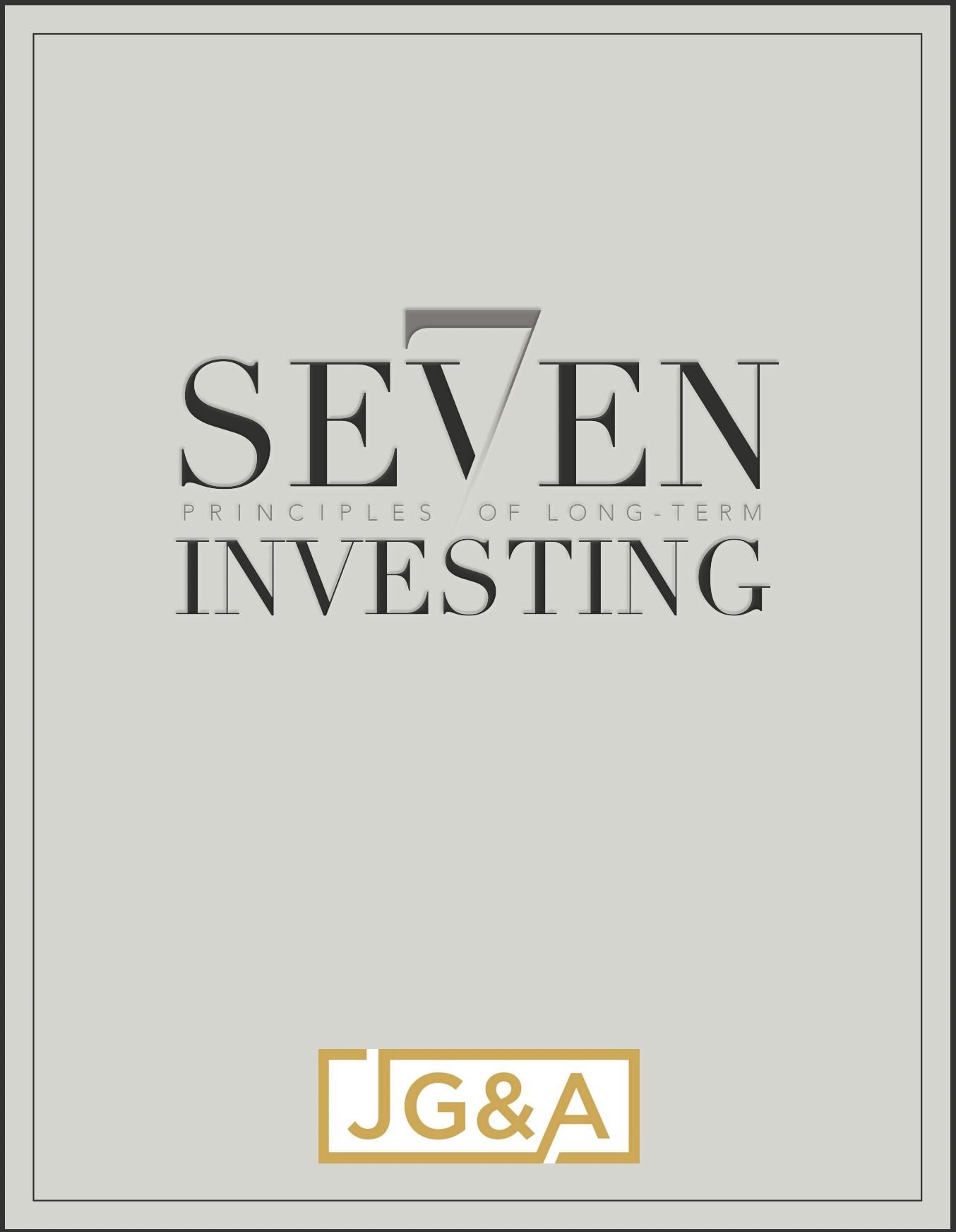 7 Investing Principles of Long-Term Investing Thumbnail