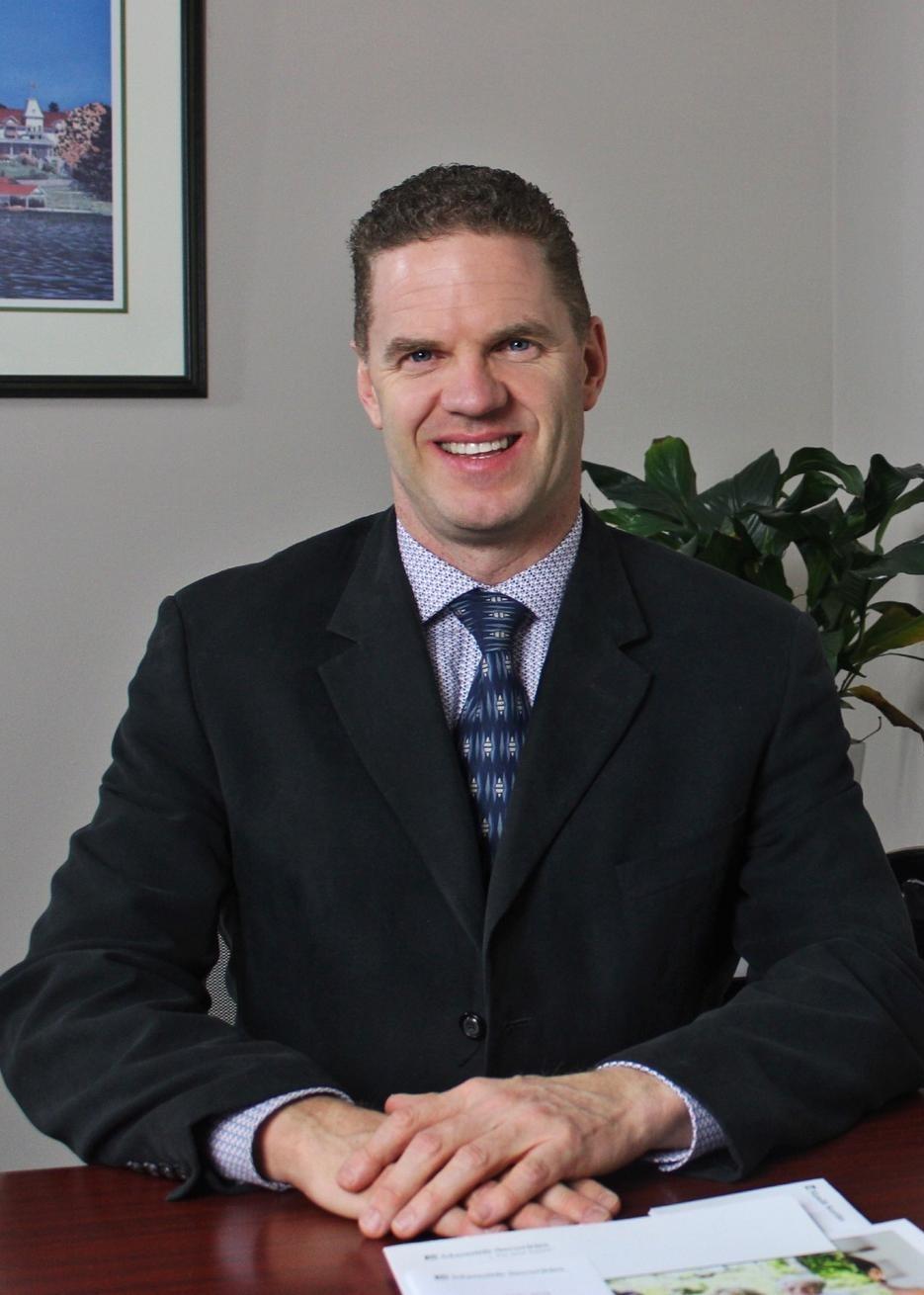 Greg Rasmussen, CFP® Photo