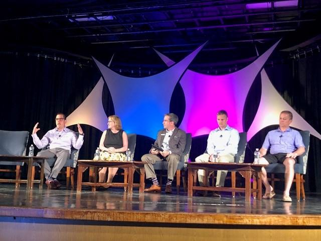 Growth Panel Discussion from Cadaret's 2019 Top Advisor Confrence Thumbnail