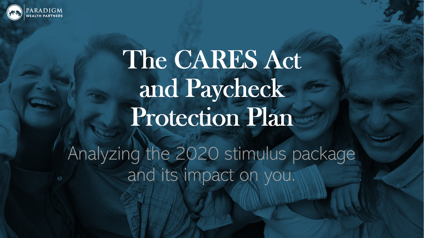 Explaining the CARES Act and the Paycheck Protection Plan Thumbnail