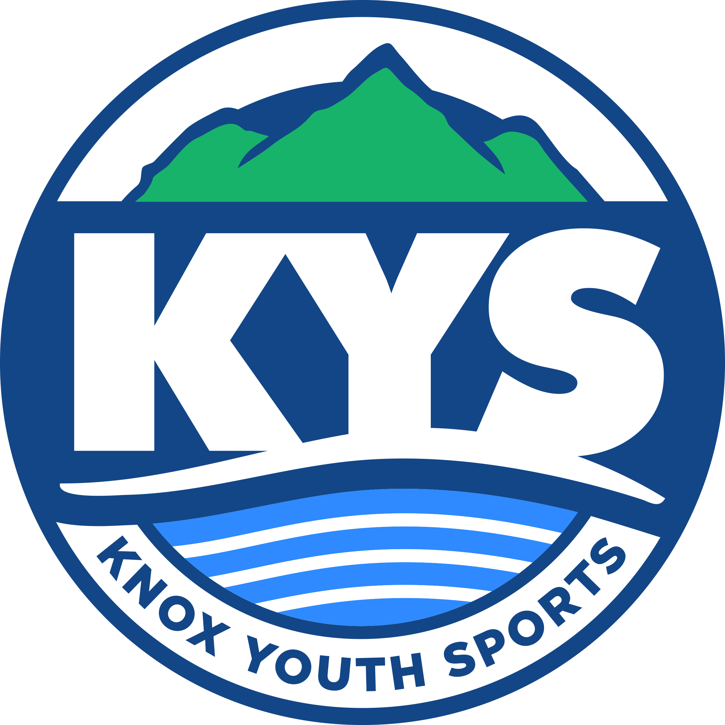 Knoxville Youth Sports Logo