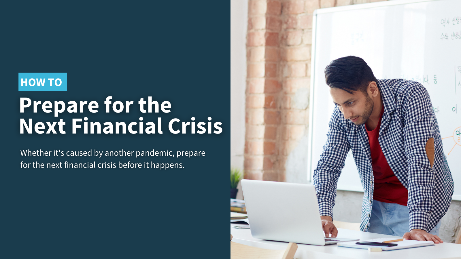 How to Prepare for the Next Financial Crisis Thumbnail