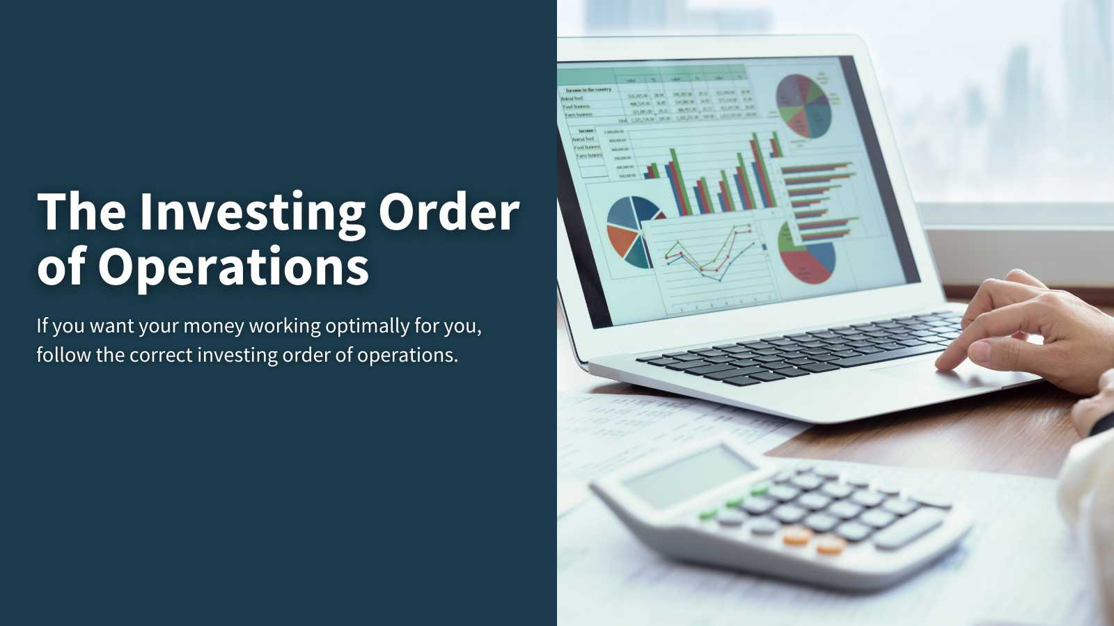 The Investing Order of Operations Thumbnail