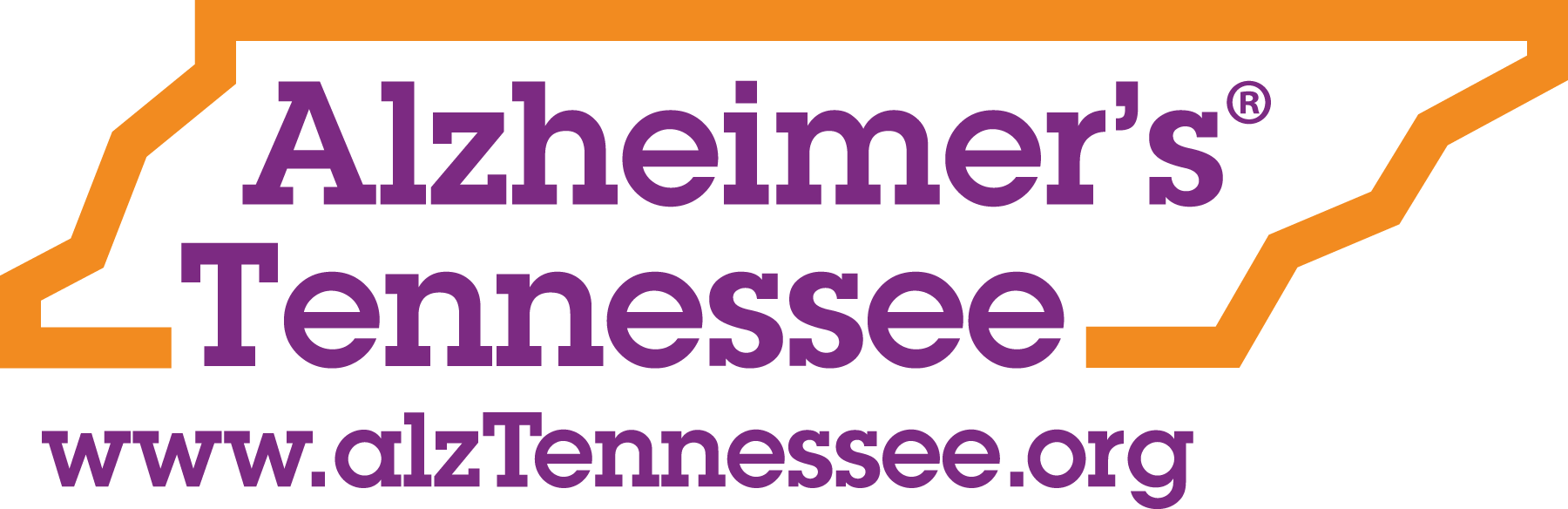 Alzheimer's Tennessee Logo