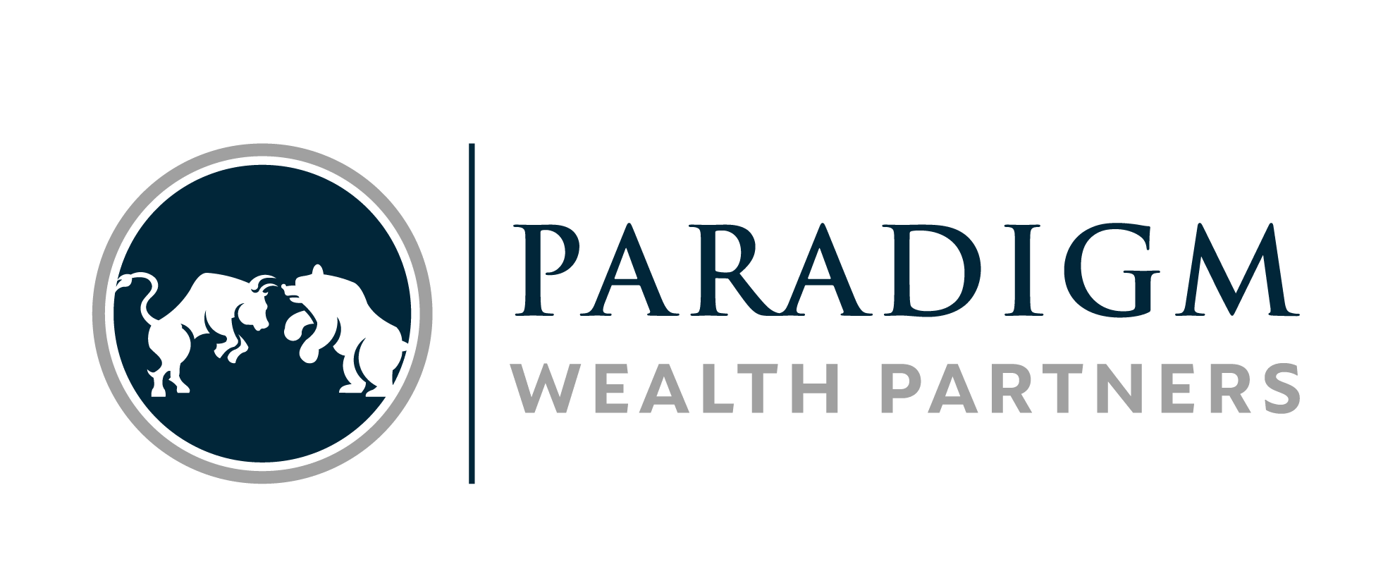 Logo for Paradigm Wealth Partners
