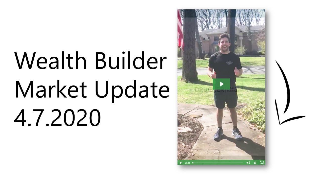 Wealth Builder Market Update 4.7.2020 Thumbnail