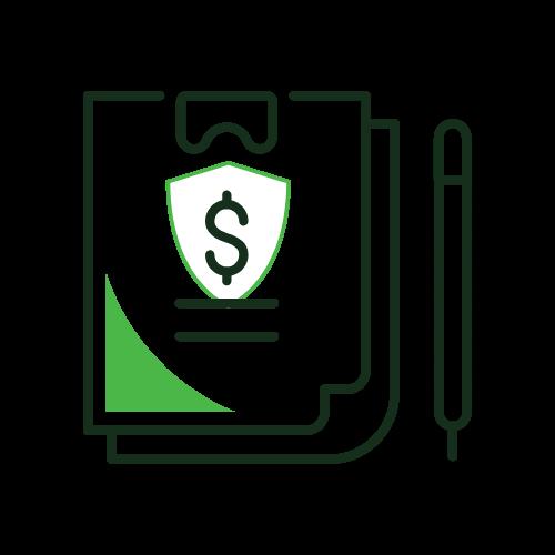 Insurance application icon