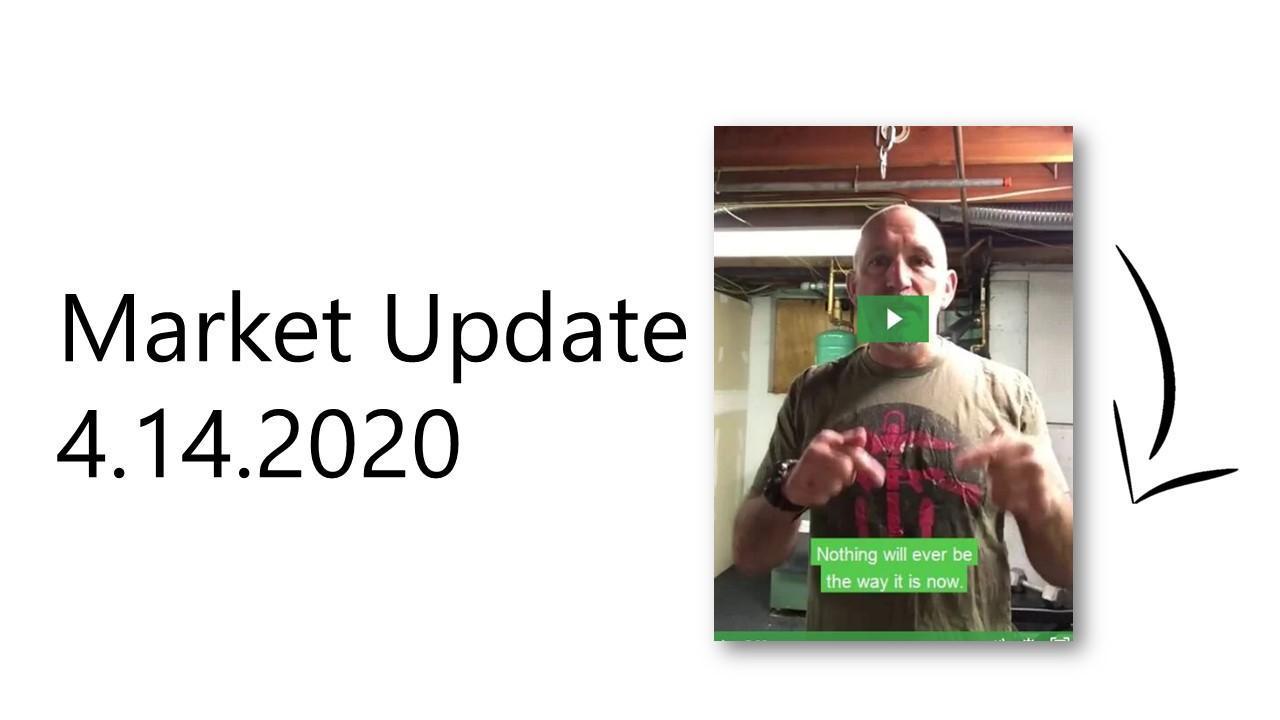 Market Update 4.14.2020 Thumbnail