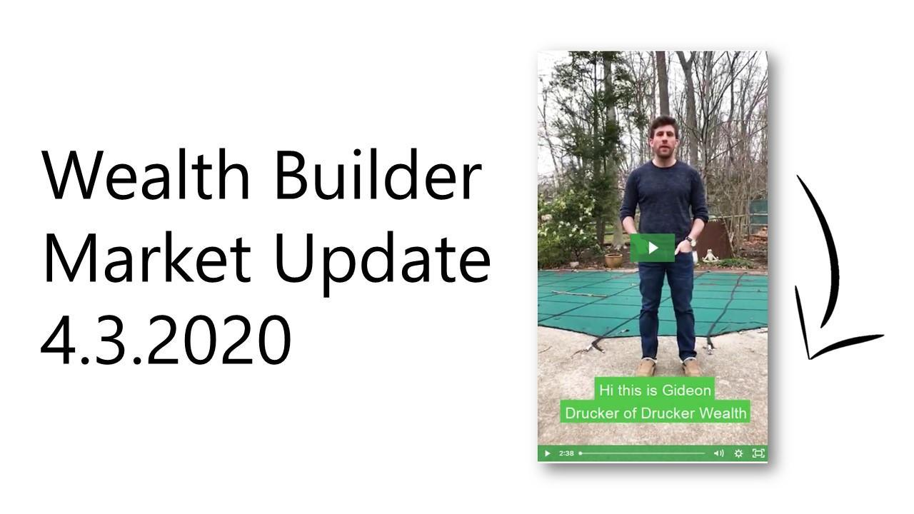 Wealth Builder Market Update 4.3.2020 Thumbnail