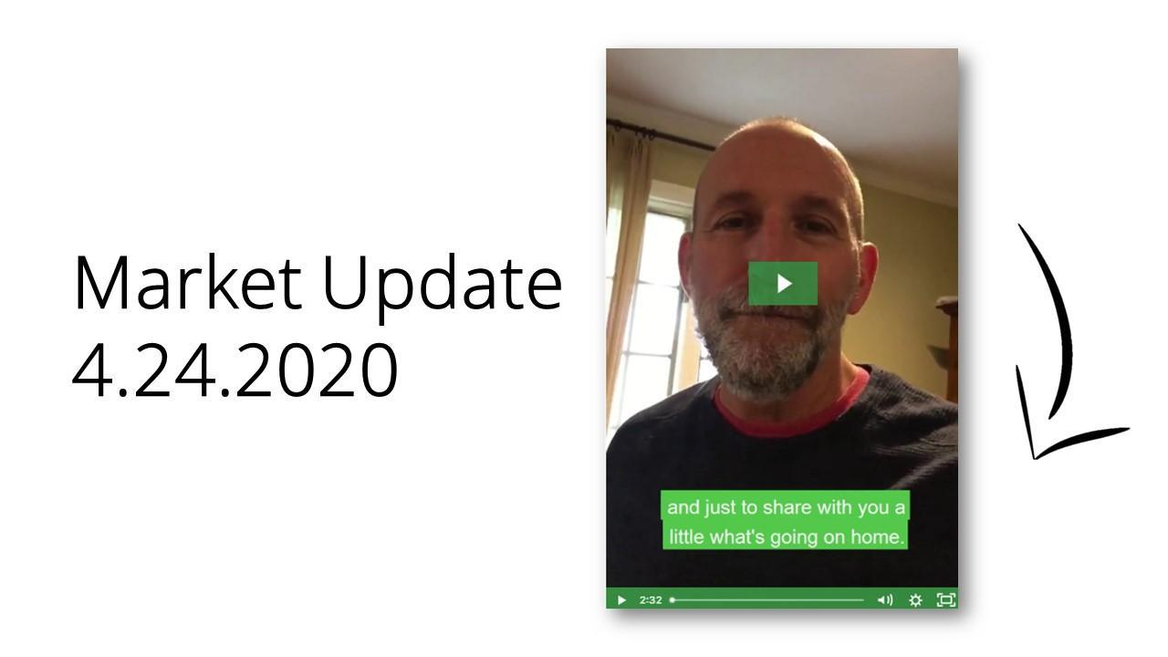 Market Update 4.24.2020 Thumbnail