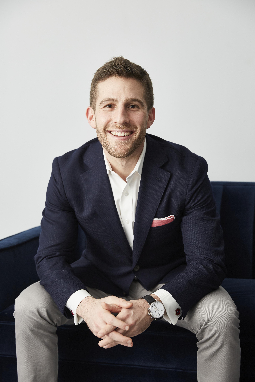 Gideon Drucker, Certified Financial Professional, Equity Compensation Associate headshot