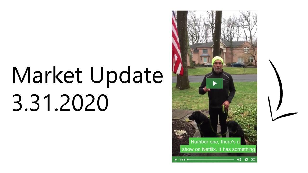 Market Update 3-31 Thumbnail