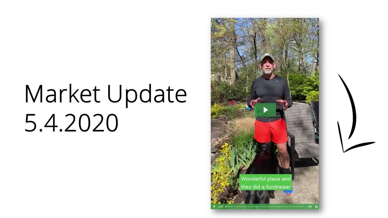 Market Update 5.4.2020 Thumbnail