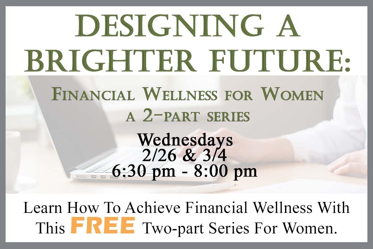 Financial Wellness for Women Thumbnail