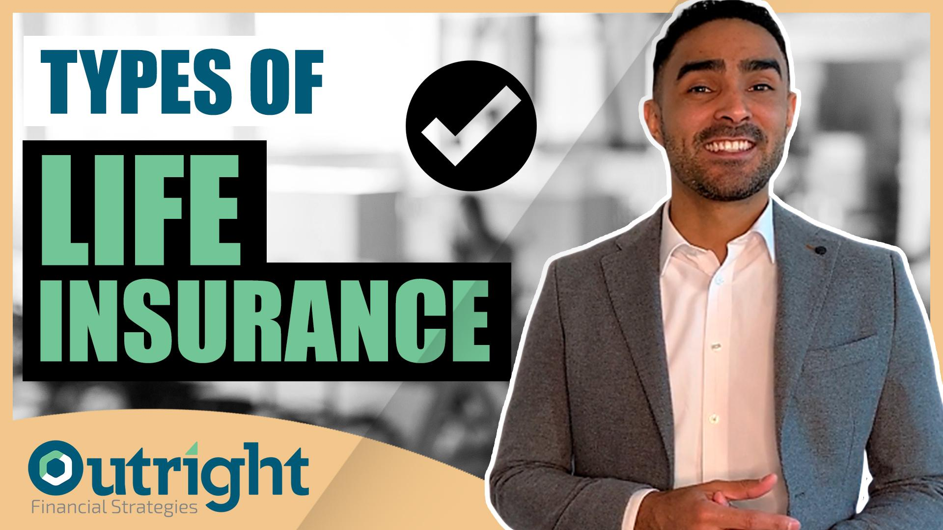 How Many Types of Life Insurance Are There? Thumbnail